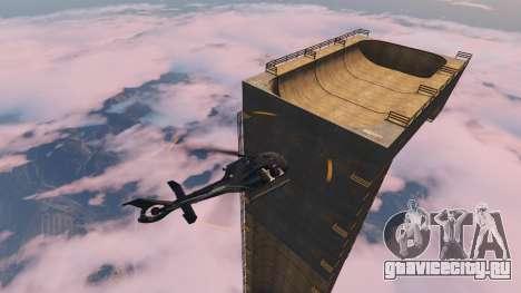 Отвесная рампа для GTA 5 второй скриншот