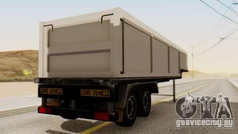 Artict2 Coal 1.0 для GTA San Andreas вид слева