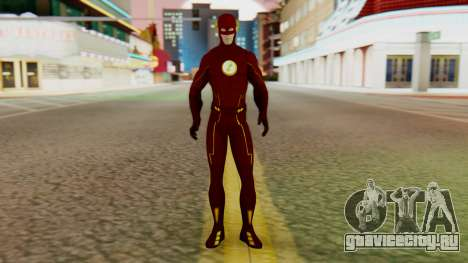 The Flash More Red для GTA San Andreas второй скриншот