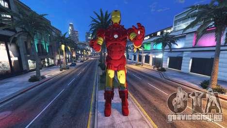 Статуя железного человека для GTA 5 второй скриншот