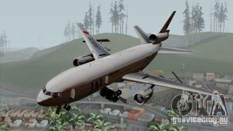 DC-10-30 Japan Airlines для GTA San Andreas