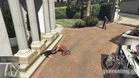 Миссии скорой помощи v.1.3 для GTA 5 третий скриншот