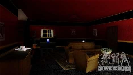 Ретекстур дома CJ в стиле Scarface для GTA San Andreas второй скриншот