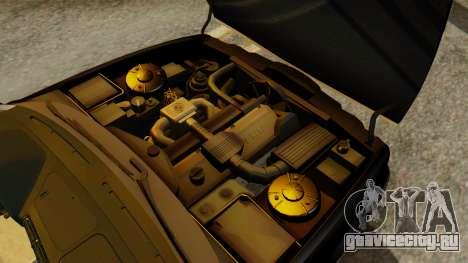 BMW 535i E34 1993 для GTA San Andreas вид сбоку