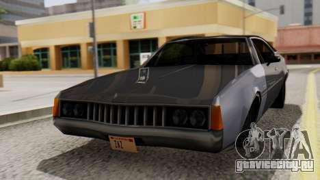 Clover Al_Piso для GTA San Andreas