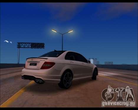 Project 0.1.4 (Medium High PC) для GTA San Andreas четвёртый скриншот