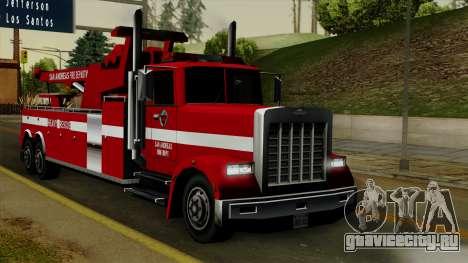 FDSA Heavy Rescue Truck для GTA San Andreas