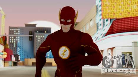The Flash More Red для GTA San Andreas