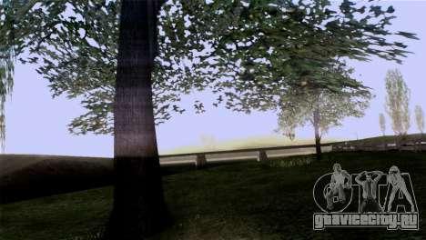 Текстуры деревьев из MGR для GTA San Andreas пятый скриншот