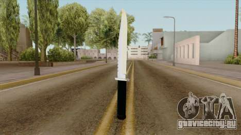 Original HD Knife для GTA San Andreas