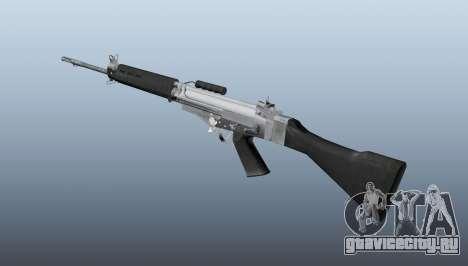 FN FAL для GTA 5 третий скриншот