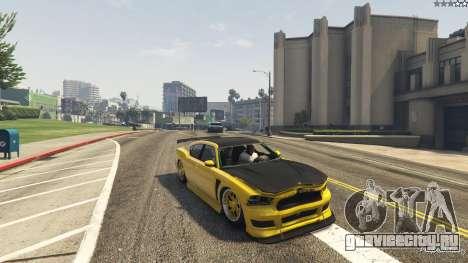 Semi-Realistic Vehicle Physics V 1.6 для GTA 5 пятый скриншот
