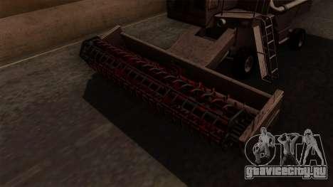 GTA 5 Combine для GTA San Andreas вид справа