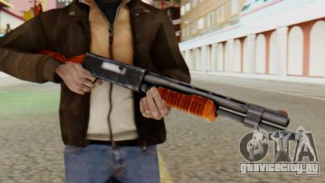 Xshotgun Помповый дробовик для GTA San Andreas третий скриншот
