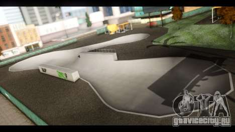 Больница и скейт-парк для GTA San Andreas девятый скриншот