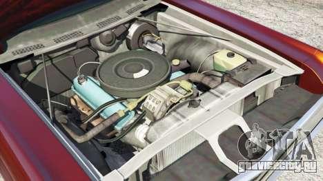 Dodge Polara 1971 для GTA 5 вид справа
