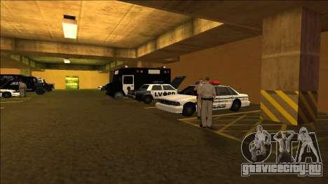 DLC Big Cop and All Previous DLC для GTA San Andreas шестой скриншот