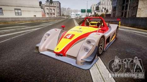 Radical SR8 RX 2011 [4] для GTA 4