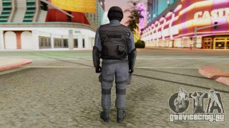 [GTA 5] SWAT для GTA San Andreas третий скриншот
