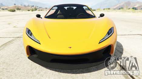 Progen T20 McLaren P1 для GTA 5