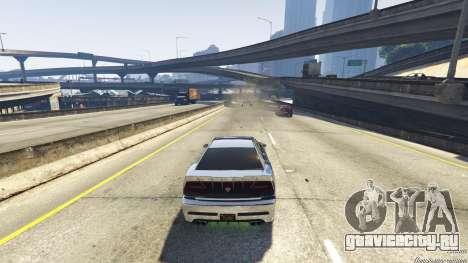 Смертельная ловушка на шоссе для GTA 5