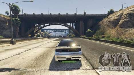Смертельная ловушка на шоссе для GTA 5 второй скриншот