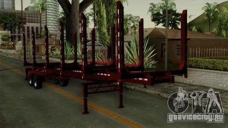 Trailer Log v1 для GTA San Andreas