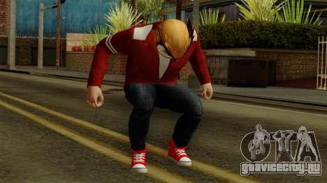 VanossGaming Skin для GTA San Andreas