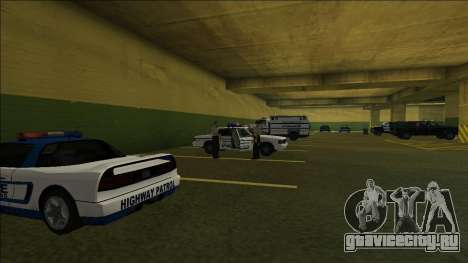 DLC Big Cop and All Previous DLC для GTA San Andreas седьмой скриншот