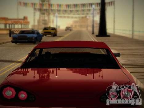 Iceh ENB для GTA San Andreas четвёртый скриншот