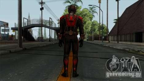 Ant-Man Red для GTA San Andreas третий скриншот
