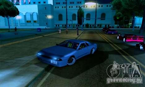 Realistic ENB for Medium PC для GTA San Andreas третий скриншот