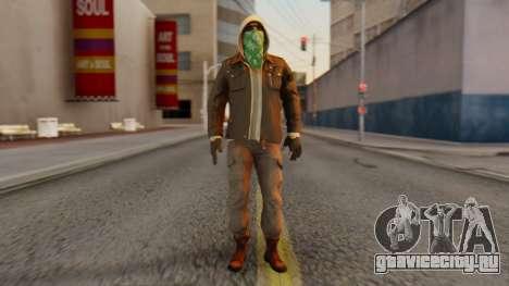 [BF Hardline] Gang Operator для GTA San Andreas второй скриншот