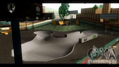 скачать мод на скейт для Gta San Andreas с автоматической установкой - фото 3