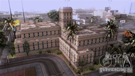 HQ LS Hospital Mipmap 16x для GTA San Andreas