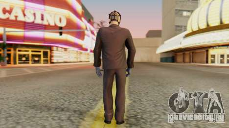 [PayDay2] Wolf для GTA San Andreas третий скриншот
