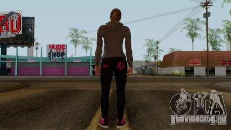 GTA 5 Online Female02 для GTA San Andreas третий скриншот