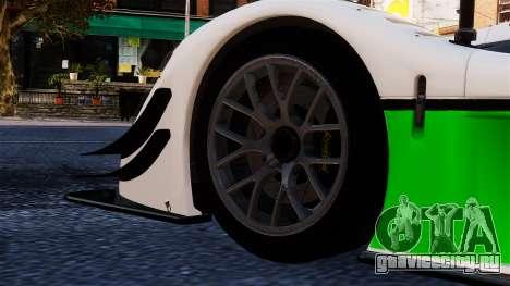 Radical SR8 RX 2011 для GTA 4 вид справа