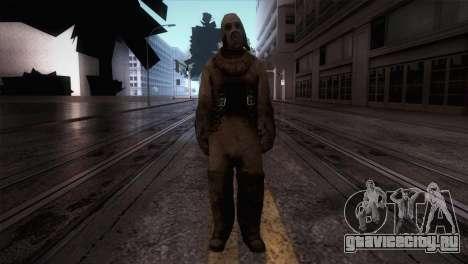 Order Soldier4 from Silent Hill для GTA San Andreas второй скриншот