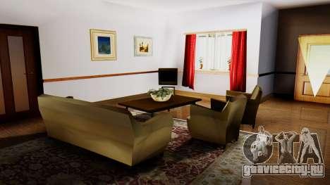 New Interior for CJs House для GTA San Andreas четвёртый скриншот