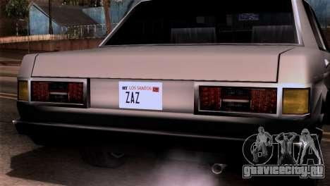 Новые фары для GTA San Andreas второй скриншот