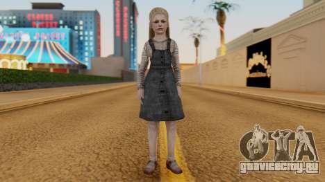 [SH2] Laura Child для GTA San Andreas второй скриншот