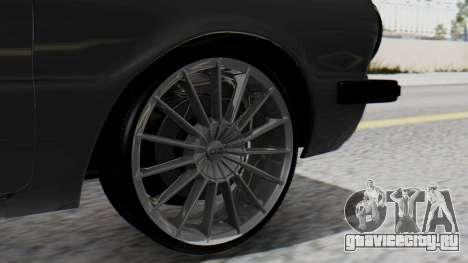 ЗАЗ 968M для GTA San Andreas вид сзади слева