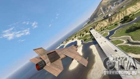 Деревянный Hydra для GTA 5 третий скриншот