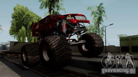 The Seventy Monster v2 для GTA San Andreas