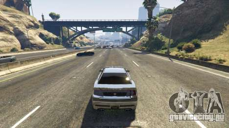 Смертельная ловушка на шоссе для GTA 5 третий скриншот