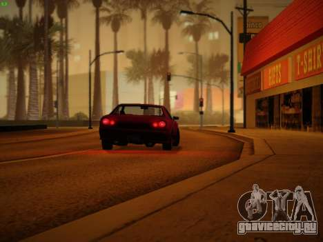 Iceh ENB для GTA San Andreas второй скриншот