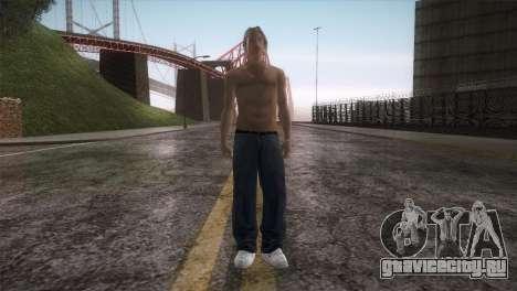 Beach Bum Wmylg для GTA San Andreas второй скриншот