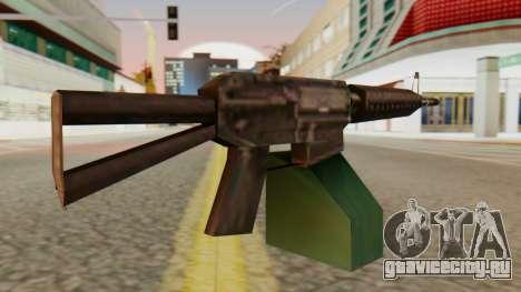 Ares Shrike SA Style для GTA San Andreas второй скриншот
