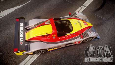 Radical SR8 RX 2011 [4] для GTA 4 вид справа
